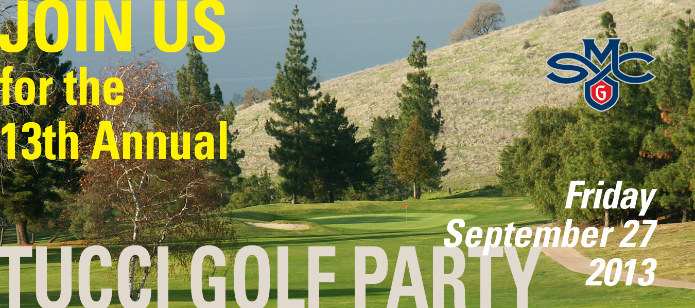 13th Annual Tucci Golf Party