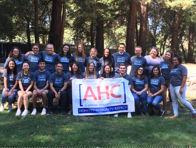 2016-2017 Academic Honor Council Retreat
