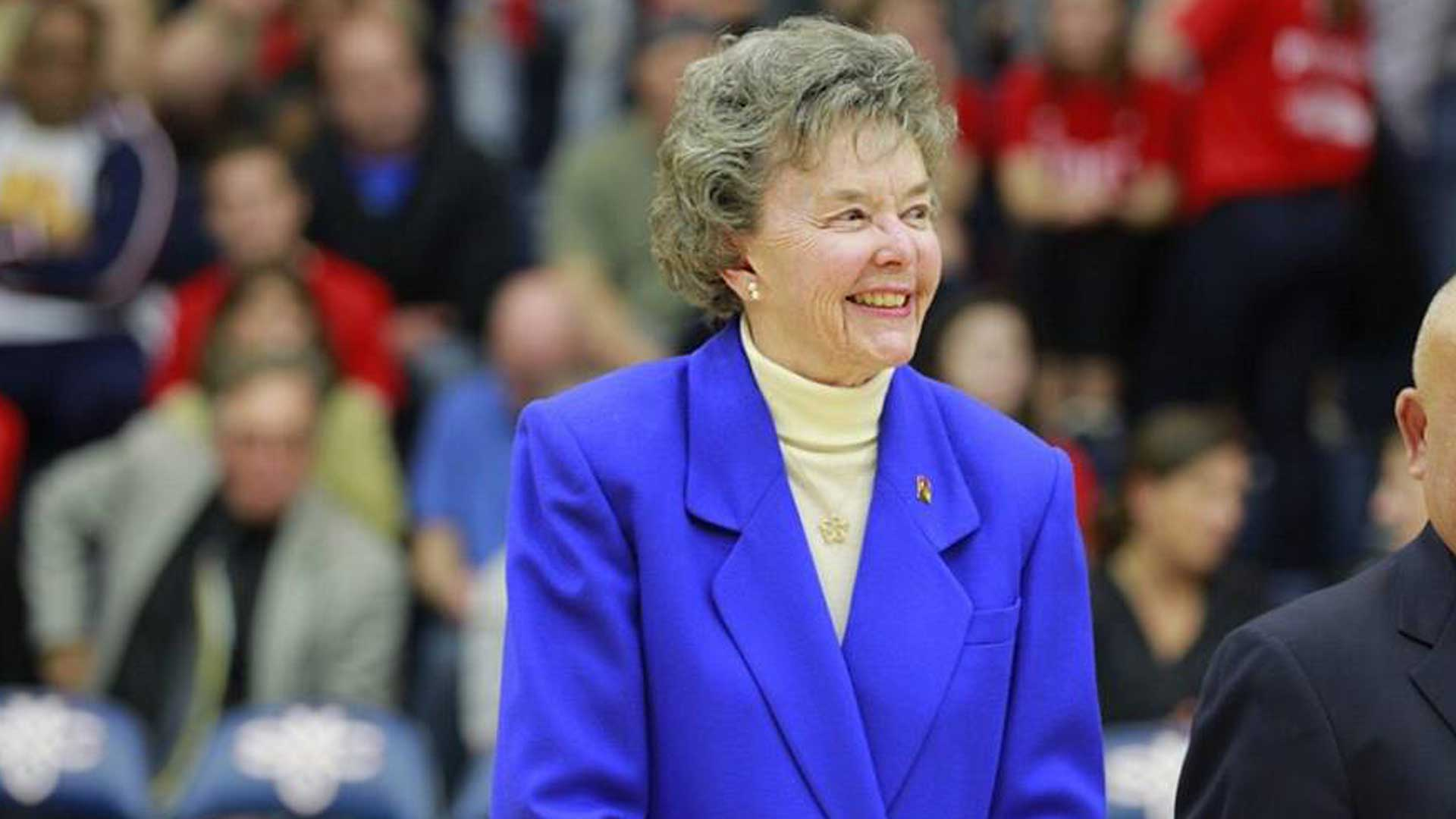 Nancy Gracey Richardson, Honorary Alumna: Dedication to the School of Science