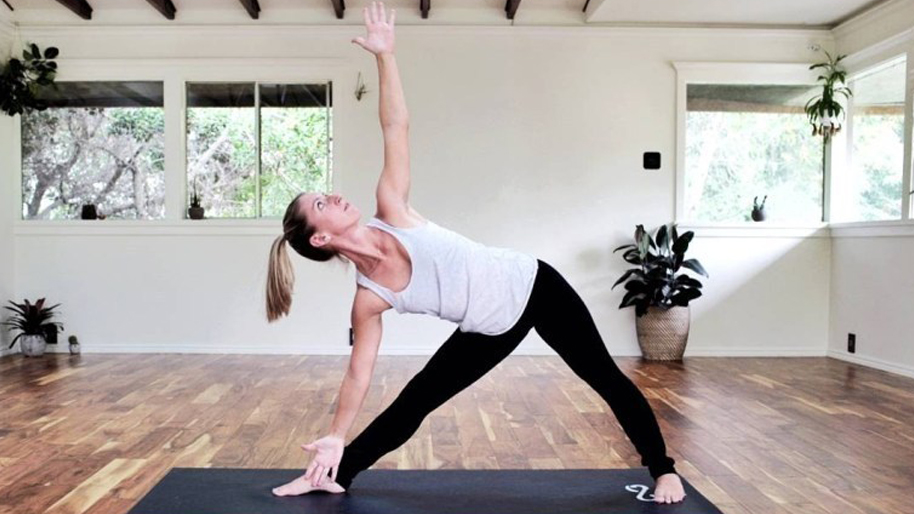 Yoga with Rev. Kelsey Peterson Beebe