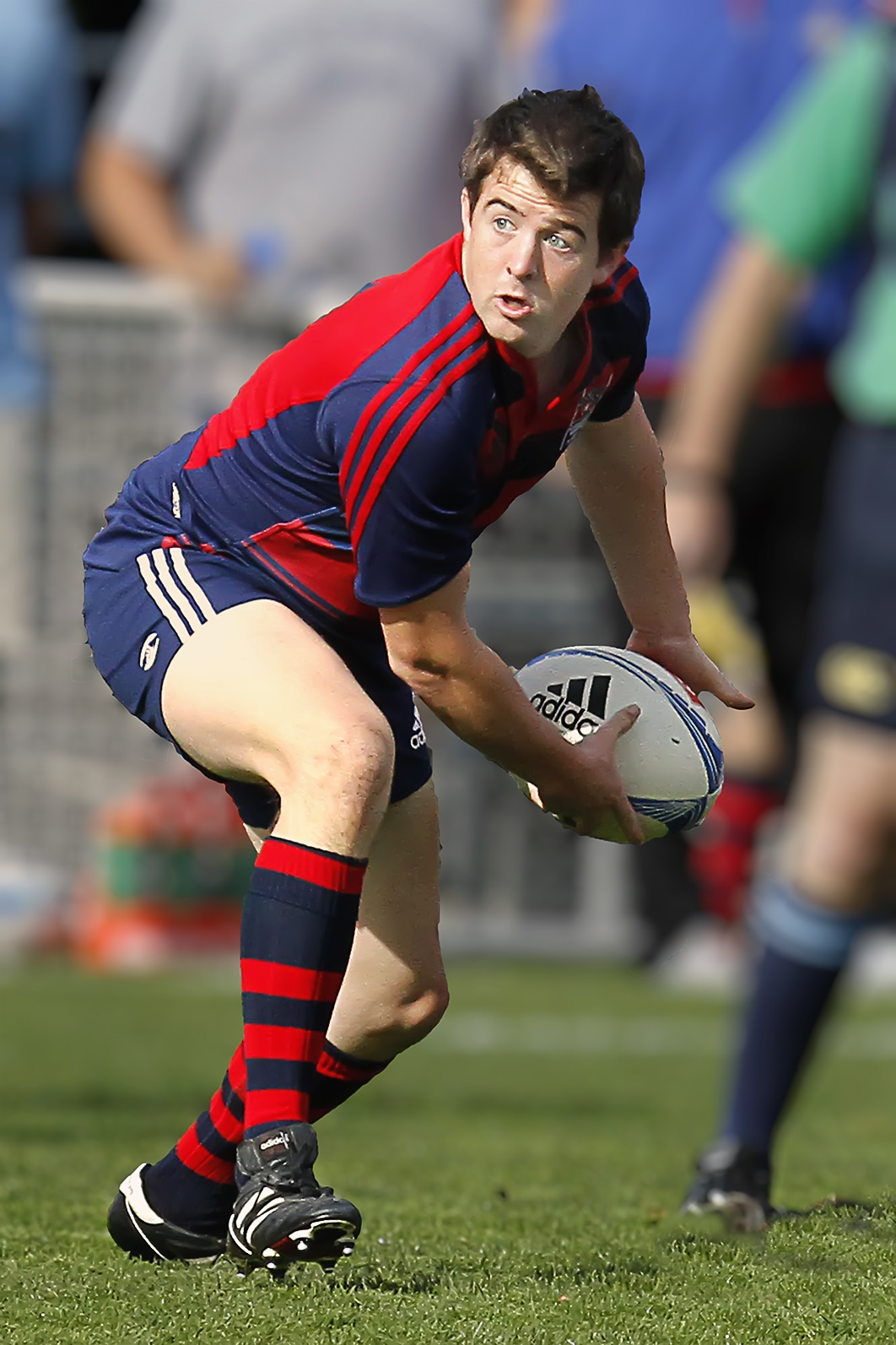 Although the Gaels were down 13-0 at the 18 minute mark, Saint Mary's turned up some fantastic rugby in Saturday's Gaels vs. Diablo Gaels game.