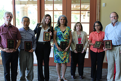 SEBA Outstanding Faculty and Staff Award Winners