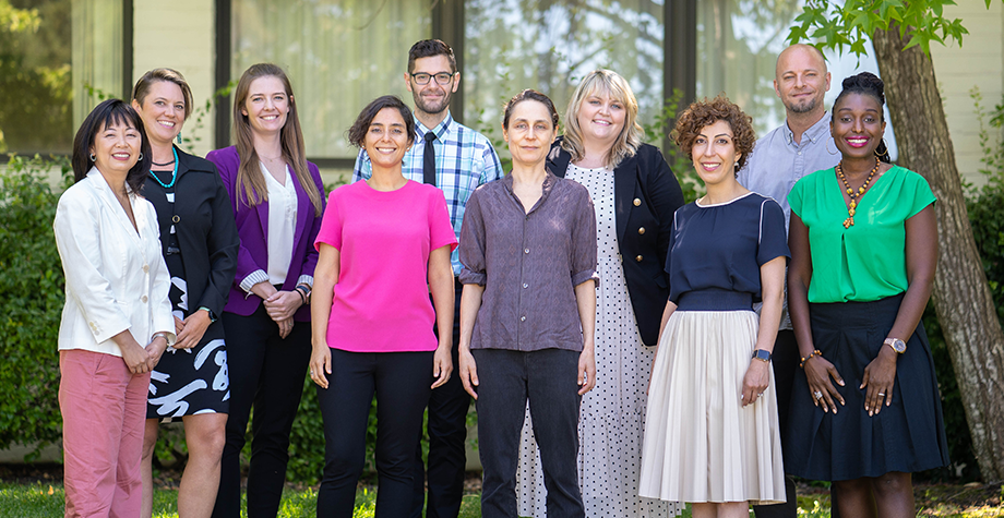 New Faculty fall 2019