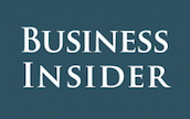 Business Insider logo.