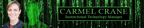 carmel in the matrix