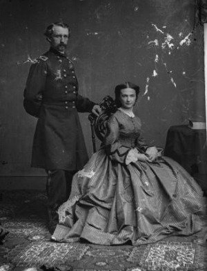 General and Mrs. Custer
