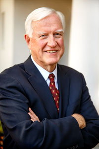 President James A. Donahue