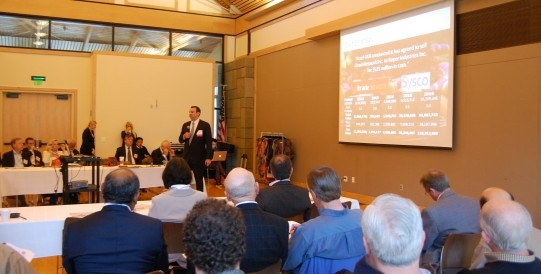 Keiretsu Forum East Bay chapter meeting (presenter)