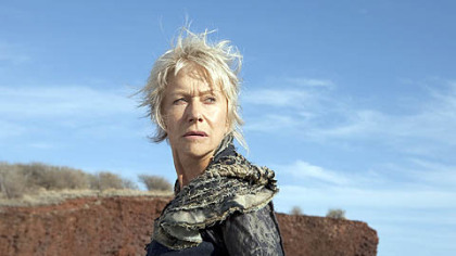 Helen Mirren as Prospero