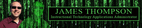 james in the matrix
