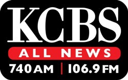 KCBS News Radio logo