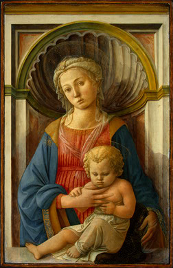 La Vergine Col Figlio (1440-1445) National Gallery of Art, Washington, D.C.