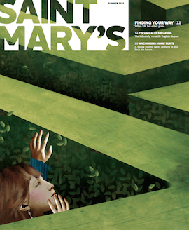 Saint Mary's Magazine