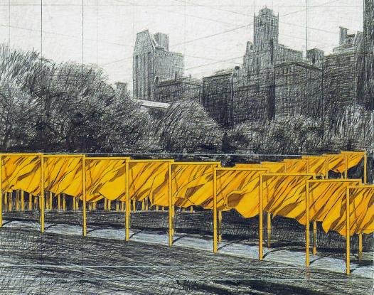 Christo and Jeanne-Claude, The Gates