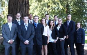 Founding Saint Marys Enactus Team