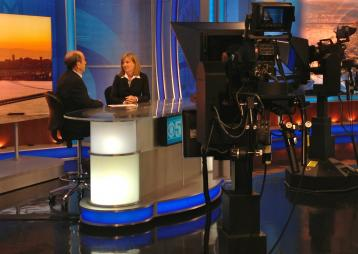 SEBA Economics Professor Kara Boatman discusses California's jobs picture with CBS-5 anchor Phil Matier on KPIX-TV's Sept. 30, 2012 Sunday morning news show.