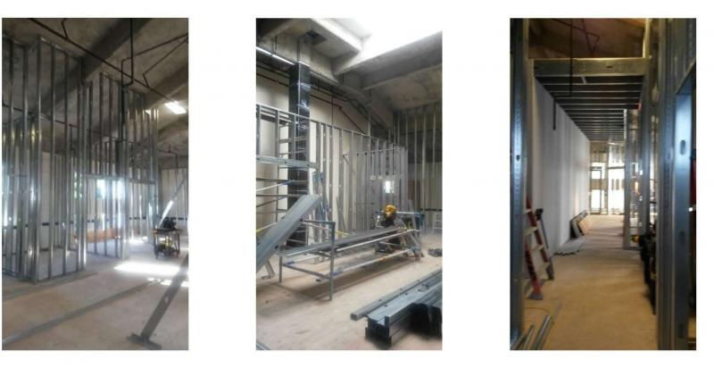 Power Plant Interior Renovation