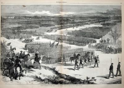 Grand review of the Army of the Potomac