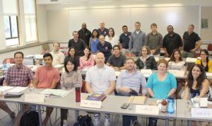 Inaugural M.S. in Accounting Class