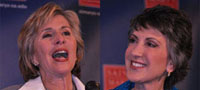 Sen. Boxer and Challenger Carly Fiorina