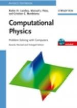 Computational Physics: Problem Solving with Computers, Second Edition