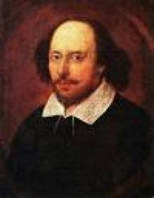 Shakespeare, the Chandos portrait, National Portrait Gallery, London