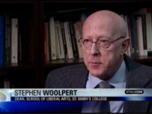 KTVU interviews SMC's Steve Woolpert about Pres. Obama's State of the Union address.