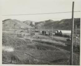 1927: The Saint Mary's College Construction Site