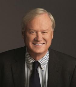 "Chris Matthews, host, MSNBC's ""Hardball with Chris Matthews"""