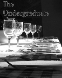 The cover of the 2013 edition of The Undergraduate