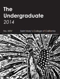 The cover of the 2014 edition of The Undergraduate