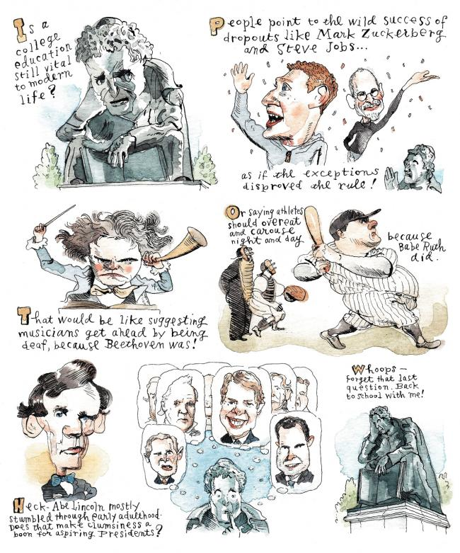 By Barry Blitt