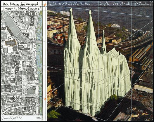 Christo and Jeanne-Claude, Wrapped Church