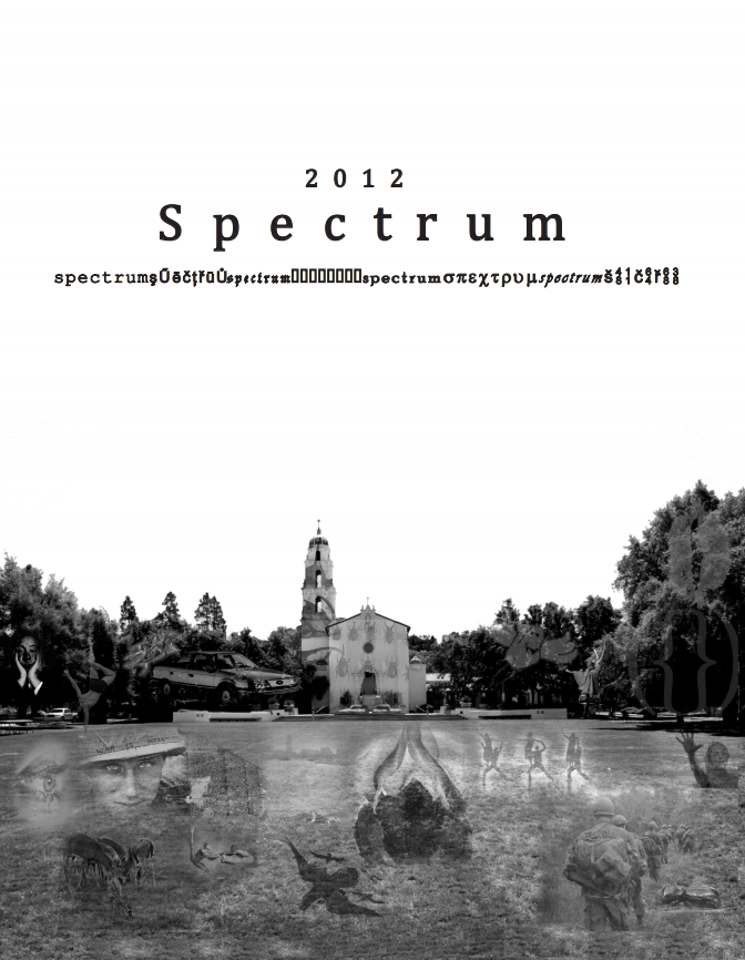 Cover of the 2012 edition of Spectrum