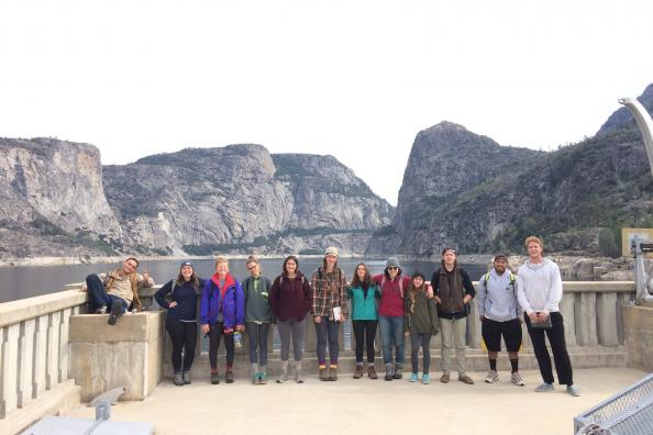 EES 150 at Hetch Hetchy