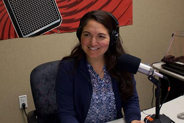 Rose Aguilar '95 traveled for six months to America's heartland to better understand Red State values.