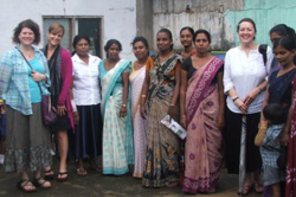 Community Engagement in Sri Lanka: A Virtual Immersion Experience