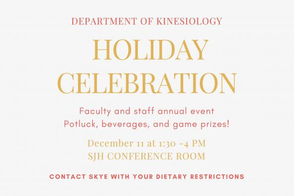 kines holiday event 2019