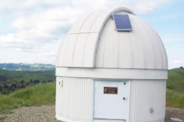 SMC's Eye on the Sky – the Geissberger Observatory