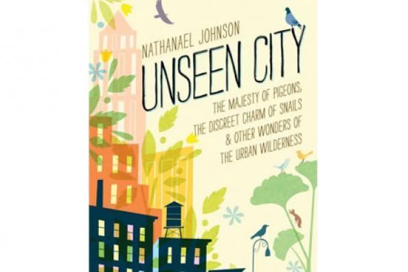 Unseen City book jacket image