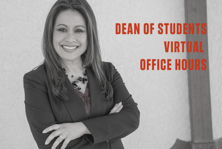 dean of students office hours- dean evette
