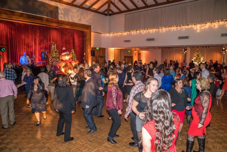 Faculty and Staff Christmas Party 2016