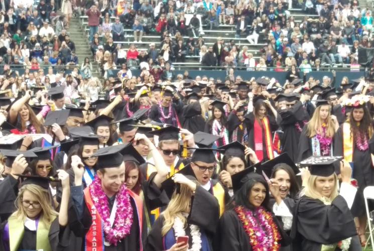 Kinesiology commencement