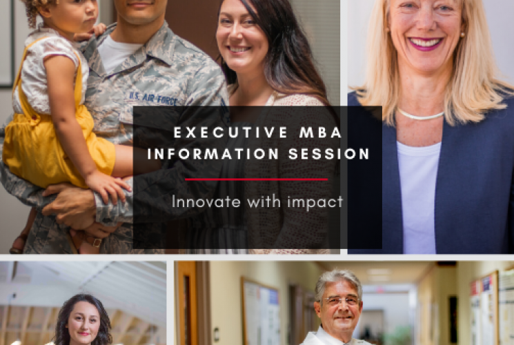 Executive MBA Saint Mary's College of California Information Session, Class Visit.