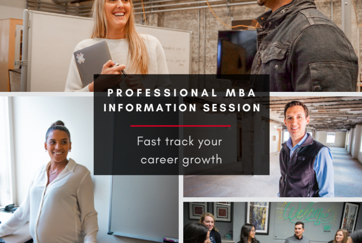 Professional MBA, Saint Mary's College, Graduate Business