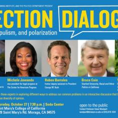 Image for Election Dialogue: Parties, Populism and Polarization