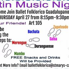 Image for Latino Music Night