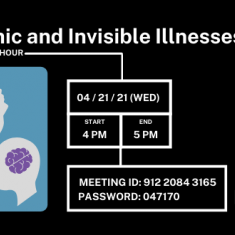 Image for Chronic and Invisible Illness: Collective Hour