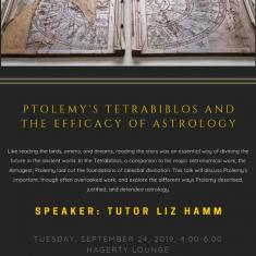 Image for Integral Program Fall Tutor Lecture Featuring Liz Hamm