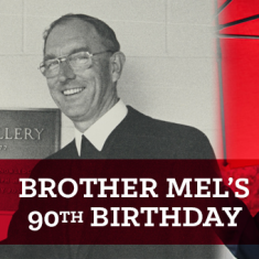 Image for Brother Mel Anderson's 90th Birthday Celebration